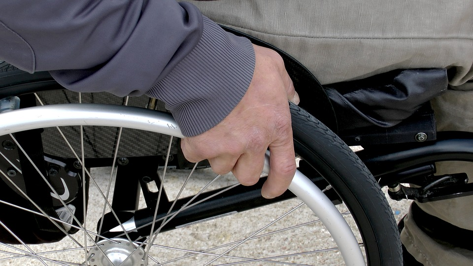 COVID-19 Tips for Wheelchair Users