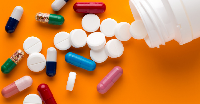 Common Types of Blood Pressure Medications